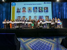 IAF Emerging Space Leaders Grant Programme
