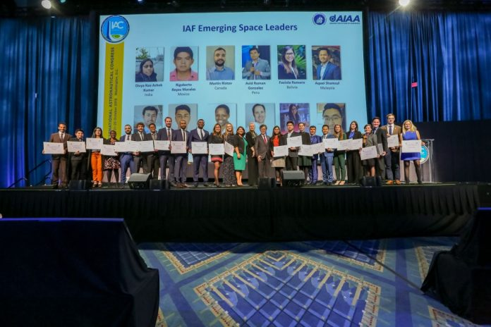 IAF Emerging Space Leaders Grant Programme