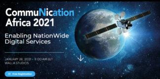 Communication Africa 2021: Enabling Nationwide Digital Services