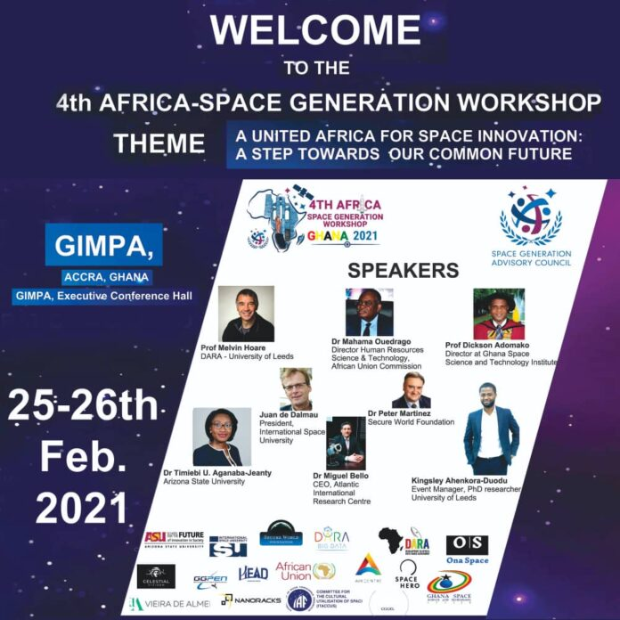 4th African Space Generation Workshop