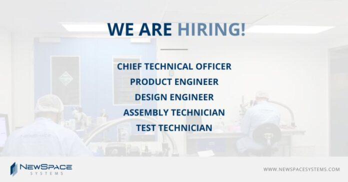 NewSpace Systems hiring