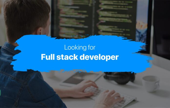 full stack software developer