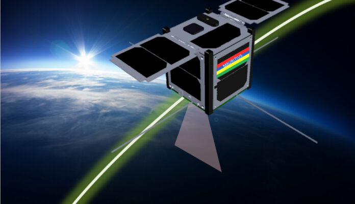 CubeSats First Mauritian Satellite